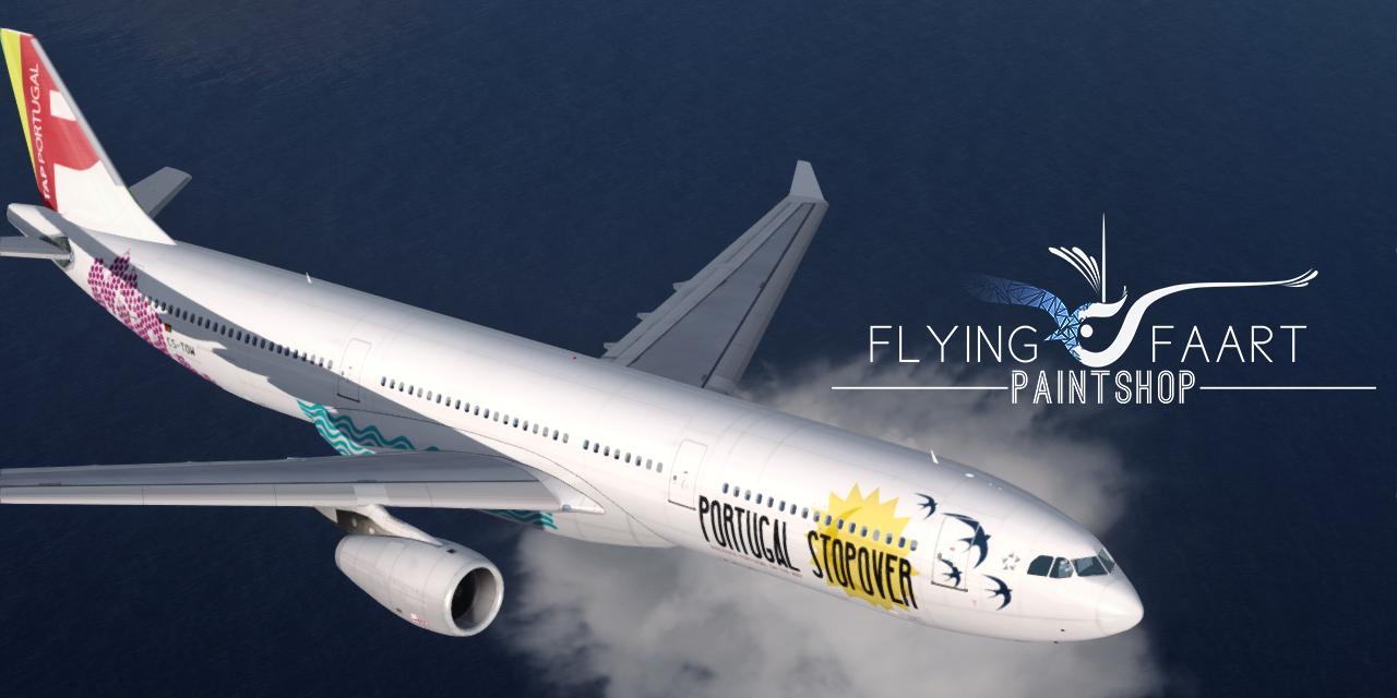 Flying Faart Paintshop | The Hangar | Blackbox Simulations