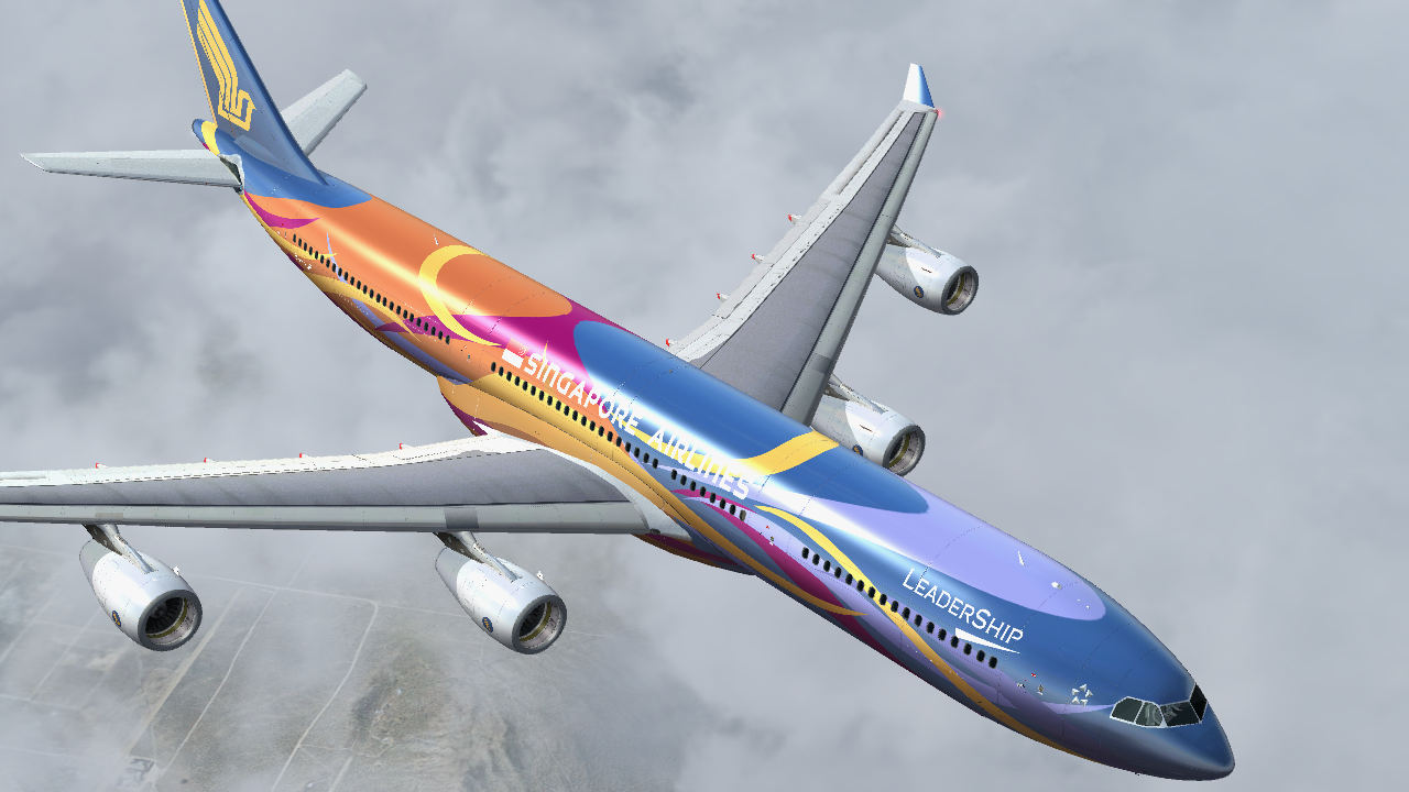 Blackbox A320 A330 A340 | Repaints | Flying Faart Paintshop