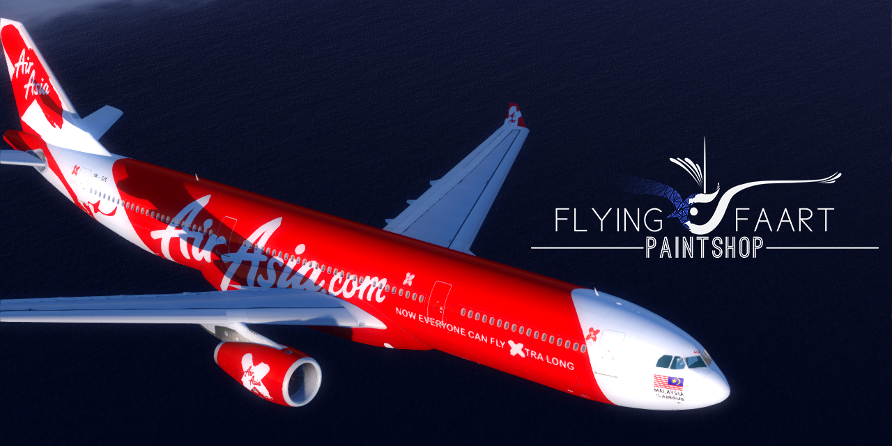 Blackbox A320 A330 A340 | Repaints | Flying Faart Paintshop