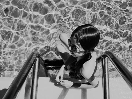 Shooting Tips- Fun in the pool in full sun