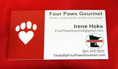 Four Paws Gourmet