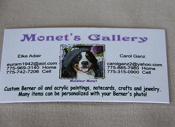 Monet's Gallery
