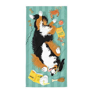 29_SNOOZIN' SUNBERNER BEACH TOWEL.jpg