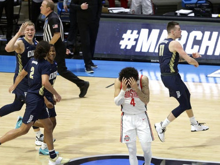 The NCAA Tournament and College Admissions—It's All Madness