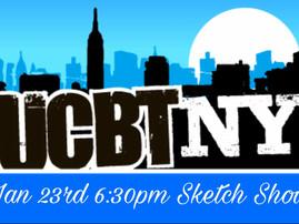 UCB Sketch Show!