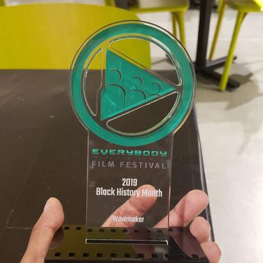 Everybody Digital Film Festival Black History Month Edition