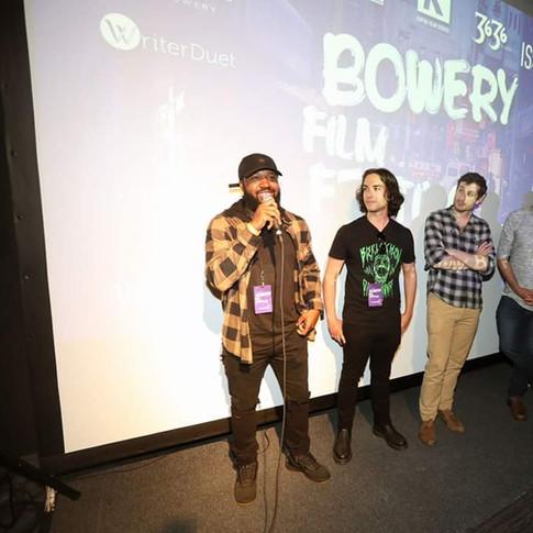 Bowery Film Festival