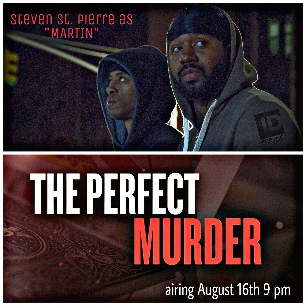 actor, perfect murder, TV, television,