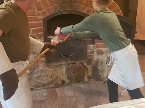Leckeres Brot aus dem Cramoner Backofen