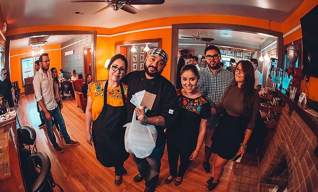 Cochinita & co. Campesino Coffee House Houston
