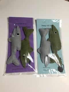 Catnip fish Sardines