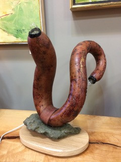 Chu'a ( Snake) Gourd Lamp