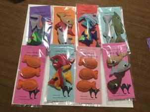 Catnip Fish Toys