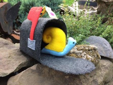 Zippy the snail