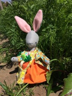 Sweet Pea Rabbit