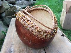 Abey ( Leaf) Gourd Basket