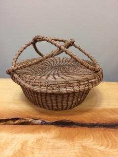 Illanipi (Amazing) Pine Needle Basket
