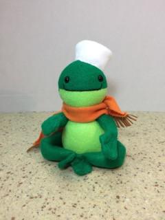 Finn the Frog