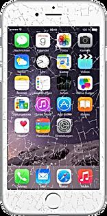 iPhone 6 - Naprawa zbitej szybki
