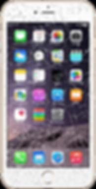iPhone 6 Plus - Naprawa zbitej szybki