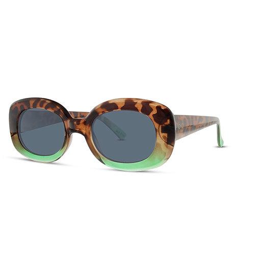 Round ombré Sunglasses