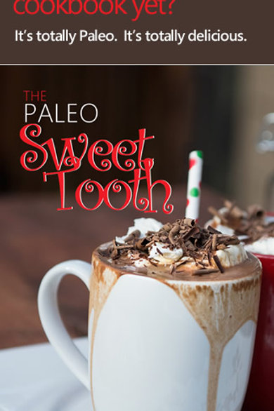 The Paleo Sweet Tooth eBook