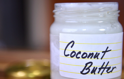 learn how to make home made coconut butter. www.healthnutnation.com