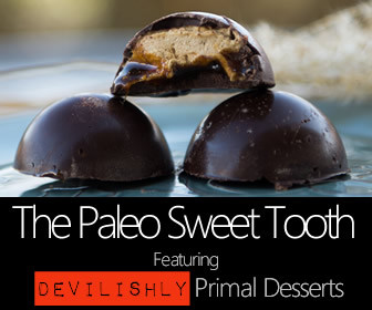 Paleo Sweet Tooth Ad