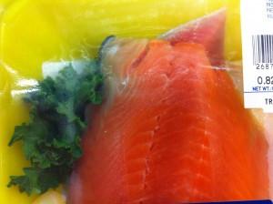 salmon I wouldn't buy