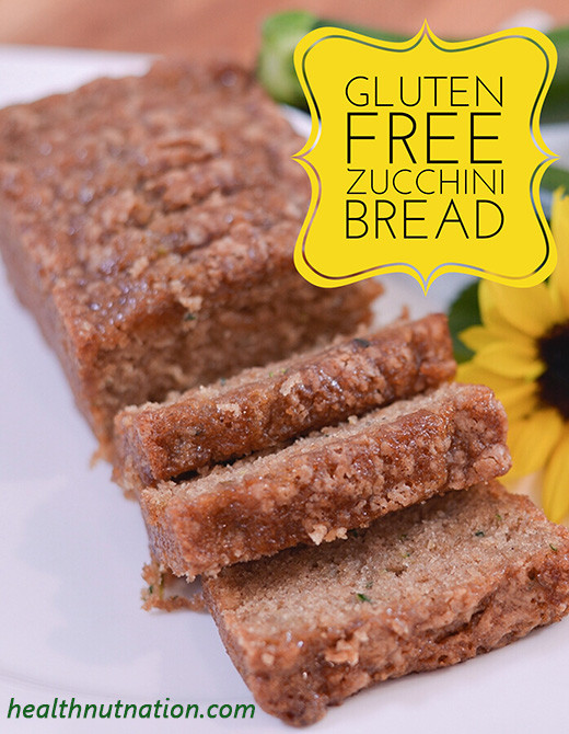 This gluten free zucchini bread recipe is based off of David Lebovitz's zucchini cake recipe. Moist, tender and truly delicious! gluten free and dairy free
