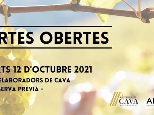 El 12 d'octubre torna la Jornada de Portes Obertes als cellers elaboradors de cava