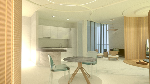 Dining & kitchen design