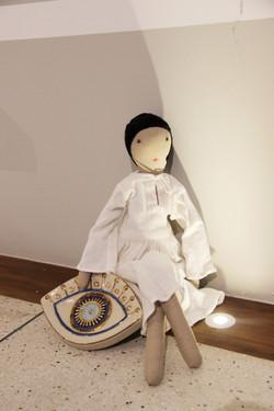 Puppets & floor lights