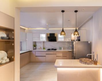 Kitchen & Bar cabinet