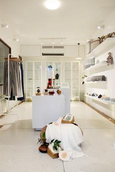 indoor retail space