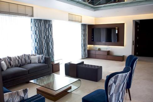 living area tv unit