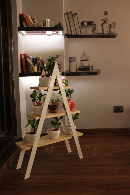 Extended shelves - art