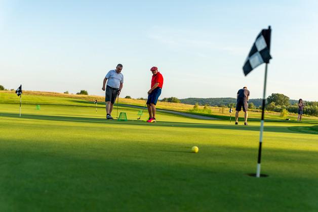 Jótékonysági Golf Hétvége