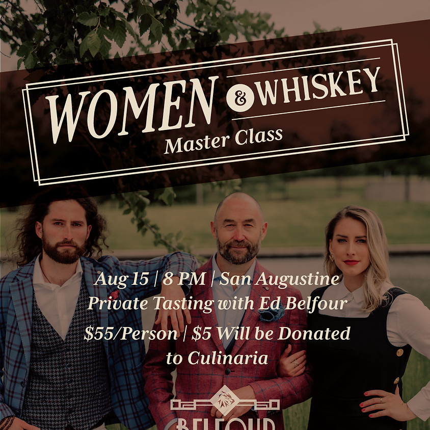 Women & Whiskey - Belfour Spirits