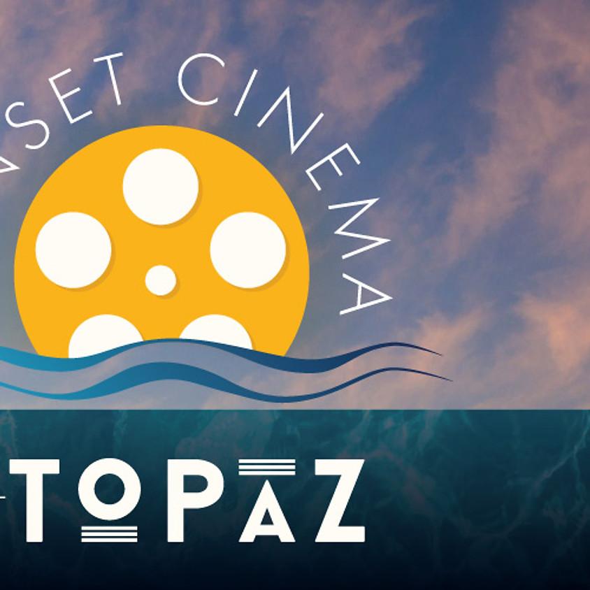 Sunset Cinema at Topaz - The 40-Year Old Virgin