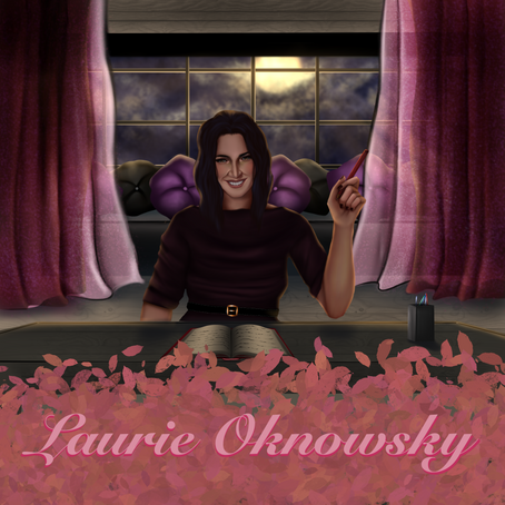 Meet Author Laurie Oknowsky out of Tennessee