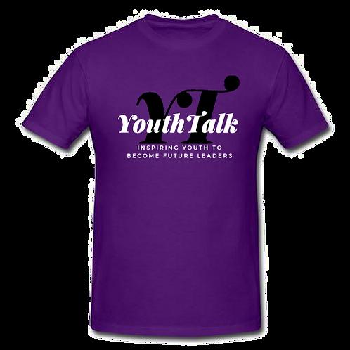 Youth Talk Tshirt (Purple)