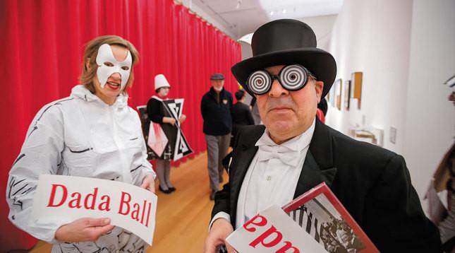 Yale Art Gallery Dada Ball 2016