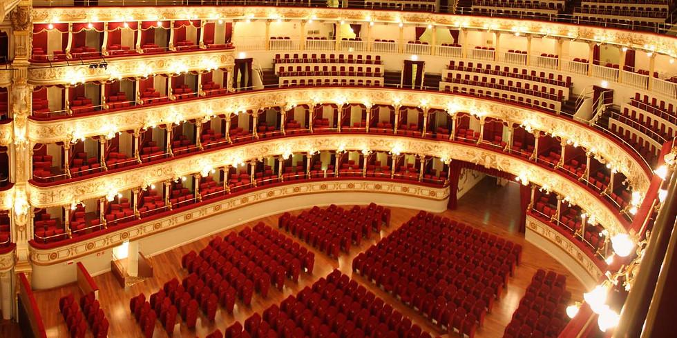 CANCELLED - Symphonic Concert/ Teatro Petruzzelli di Bari