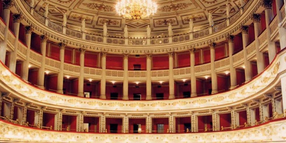 Carnival Concert ( streaming without public ), Teatro della Fortuna , Fano, Italy