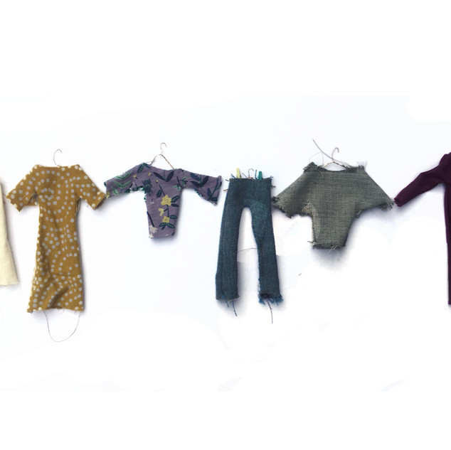 Hanging Clothes 2