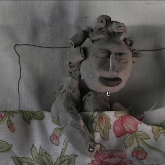 Miss Price Sleeping