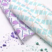 Abstract Print Mix