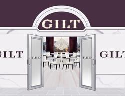 Gilt Decor - Entrance