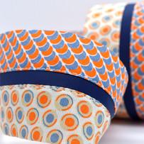 Pinwheels, Orange Moons